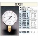 松原計器 EA729BC-15 75mm的压力计